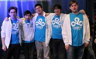 Cloud9 - zdjęcie drużyny