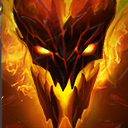Demon Eater - ikona umiejętności Presence of the Dark Lord