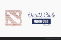 Dota2 Club Open Cup Season 1