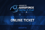 Gigabyte Windforce Dota 2 Cup