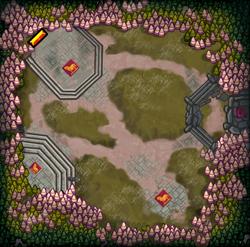 New Bloom Festival 2014 - Mapa