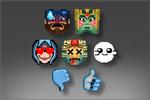 The International 2016 Emoticon Pack II