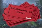 Macedonian Dota 2 Cup 5
