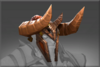 Warlord of Hell Horns