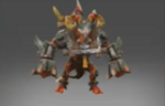 Bronzemonster of the Wailing Inferno