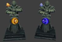 Knight Statue - podgląd