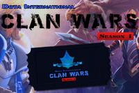 Dota International Clan Wars - Season 1