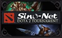 Sino-net Dota 2 Tournament