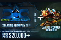 The XMG Captains Draft Invitational Bundle