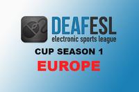 DeafESL Cup Europe Season 1