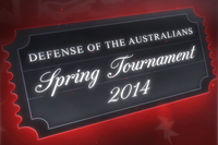 Defense of the Australians Spring 2014