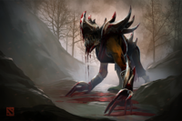 Redrage Crawler Loading Screen
