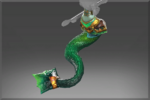 Whip of the Emerald Sea