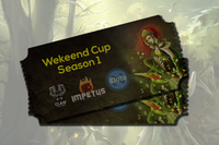 Claw Dota League - Wekeend Cup Season 1