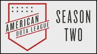 American Dota League Season 2