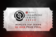 Dota 2 Champions League (Ticket)