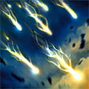 Rocket Barrage (Golden Atomic Ray Thrusters)