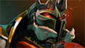 Skeleton King - ikona na górze (Niska przemoc)