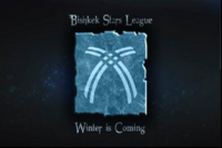 Bishkek Stars League 3 - Winter is coming