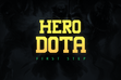 Hero Dota First Step