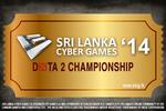 Sri Lanka Cyber Games (SLCG) 2014