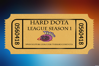 Hard Dota League Season 1