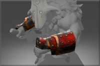 Sturdy Bracers of the Exiled Ronin