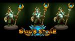 Baner - Bird's Stone Set