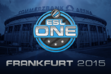 ESL One Frankfurt 2015 Qualifiers
