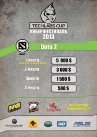Techlabs Cup 2013 Season 1