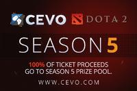 CEVO Season 5 Ticket