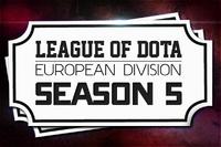 League of Dota EU Season 5