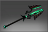 Obsidian Guard Scepter
