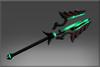 Obsidian Guard Scepter