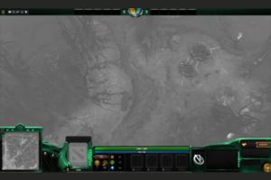 ViCi Gaming HUD - podgląd