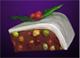 Fruit-bit Cake