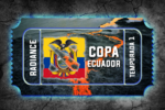 Copa Ecuador RADIANCE 2015