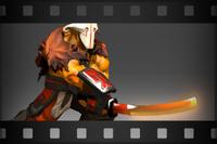 Taunt Sharp Blade