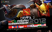 WCG Asian Championships 2012