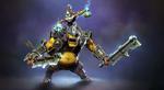 Baner - Toxic Siege Armor Set
