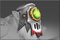 Cyclopean Helm of the Keen Machine