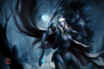 Traxex the Drow Ranger
