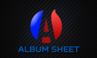 Album Sheet - logo