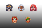 The Summit 3 Emoticon Pack