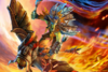 Flight of the Marauding Pyro Set