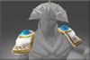 Gemmed Pauldrons of the Priest Kings