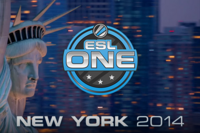 ESL One New York 2014