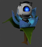 Aperture Science Wardcore (Sentry Ward)