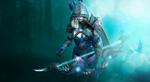 Baner - Death Shadow Set