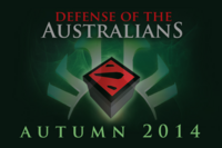 Defense of the Australians Autumn Tournament